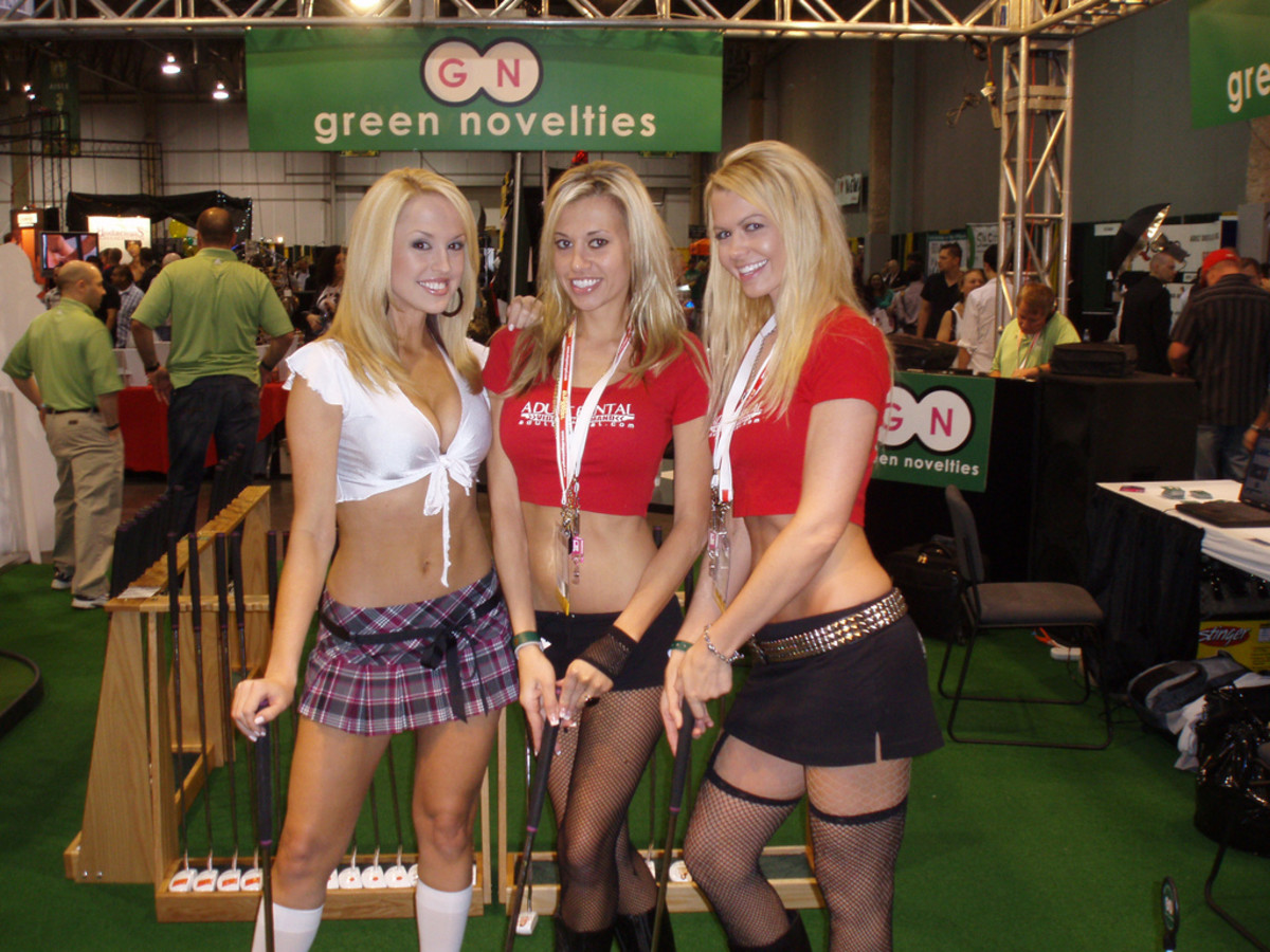 Sex and Golf: I Knew There Was a Connection