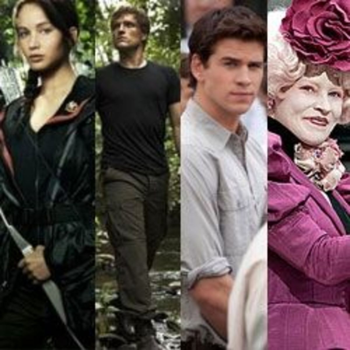 Hunger Games Characters