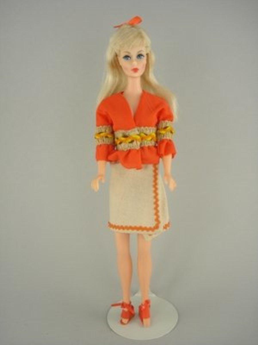 Barbie in Peasant Pleasant