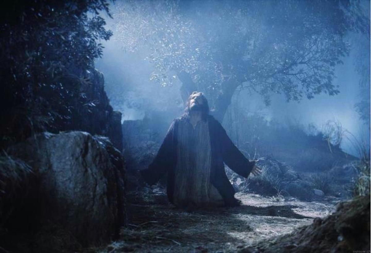 New Biblical Insight! The Temptation of the Apostles by a Deceiving Prince at Gethsemane!