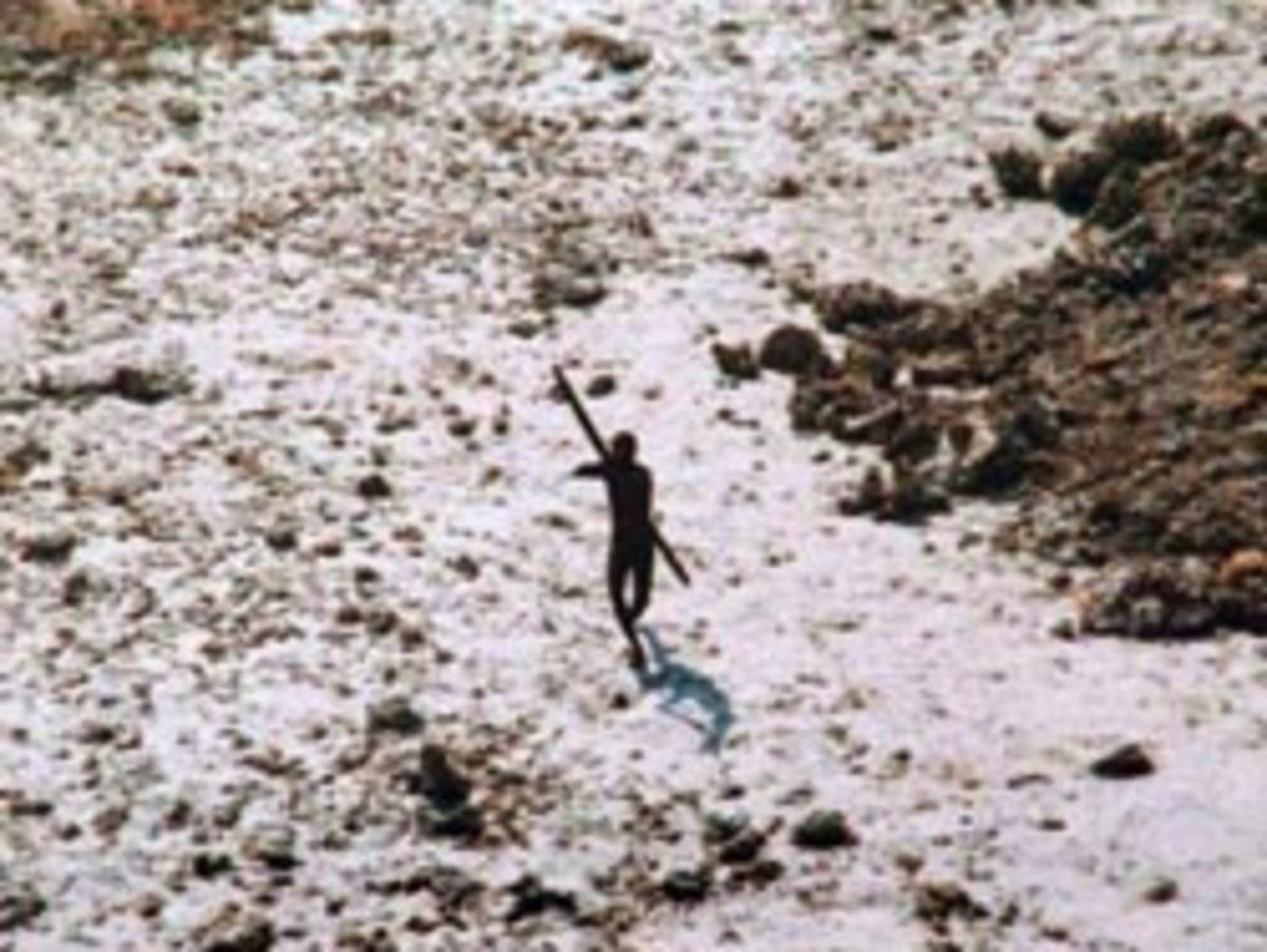 The Sentinelese's hostile attitude towards outsiders may have saved them from the fate that has befallen many indigenous tribes over the last few centuries.