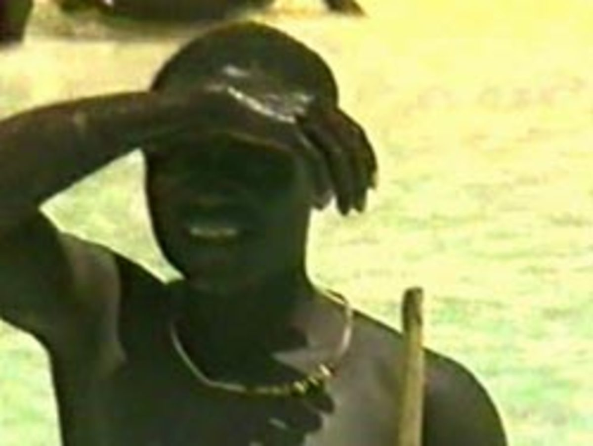 This photo was taken by an Indian vessel attempting a friendly contact in the early 1990's.