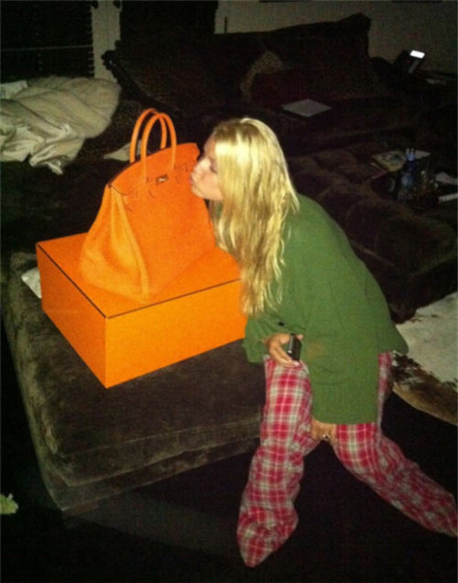 celebrities    famous people with their hermes birkin bag