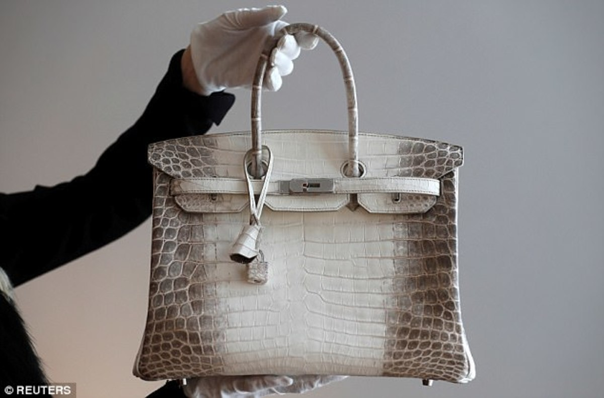 a closer look at the Himalayan Birkin