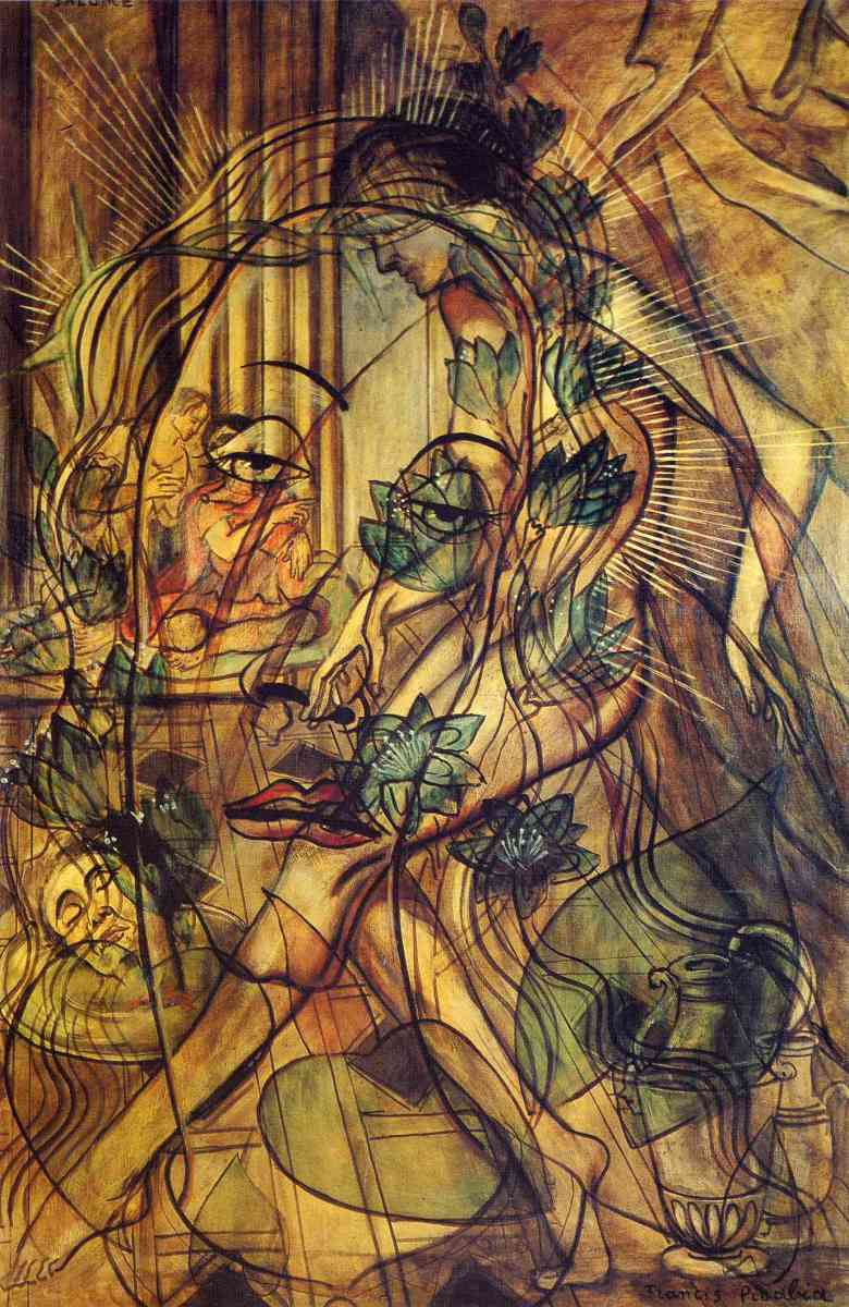 """SALOME"" BY FRANCIS PICABIA (1930)"