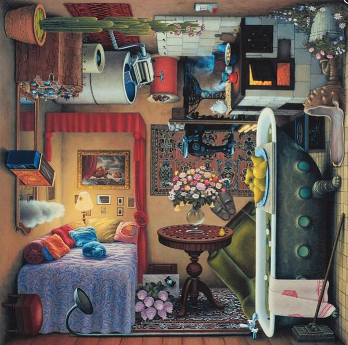 """""""BOUDOIR"""" BY JACEK YERKA (2010)"""
