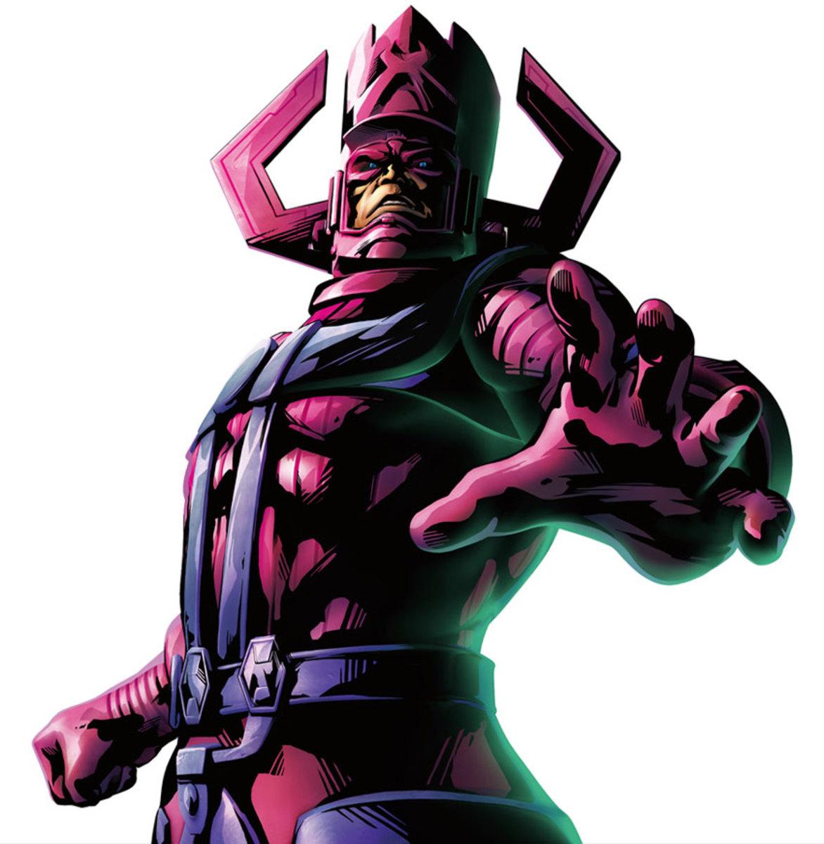 Galactus Villain Marvel