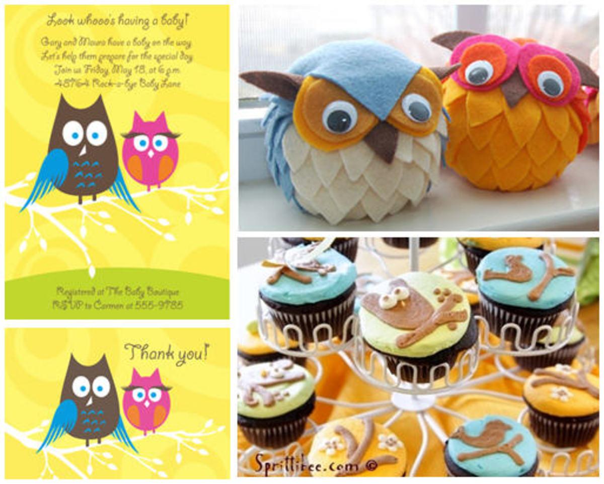 Adorable Felt Owl Decorations!!