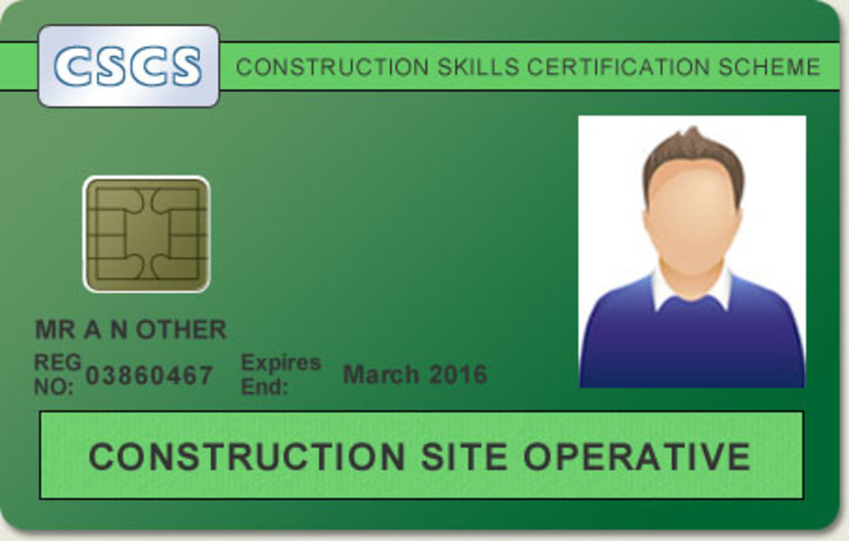 Government Funded CSCS Card Courses What To Do For Funding For Different CSCS Cards UK