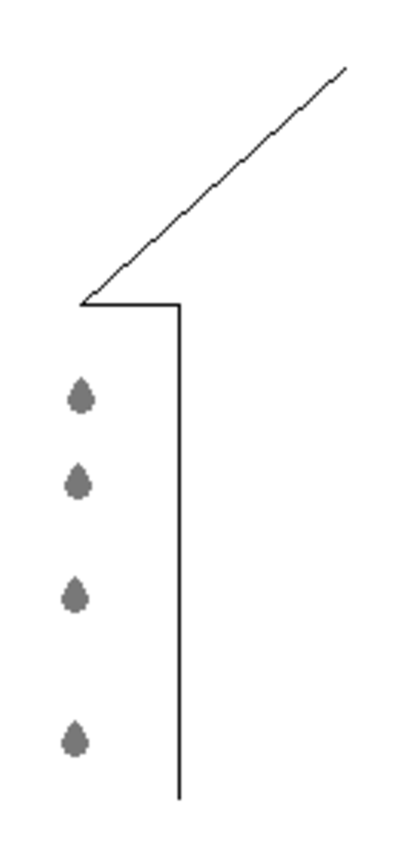 Fig 6. Case study: rain droplets