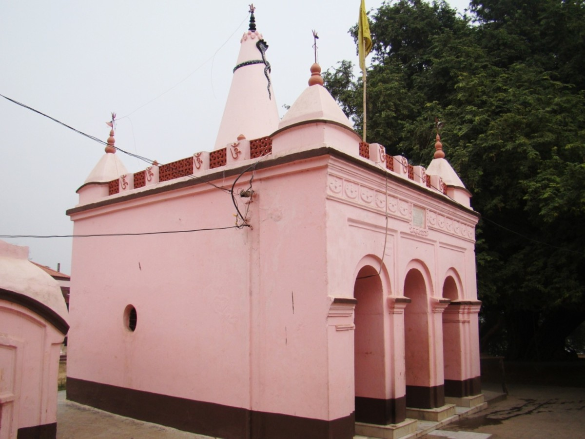 Temples of Supur, Birbhum, West Bengal, India