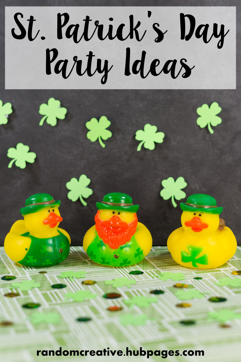 st patrick 39 s day party ideas printables favors food decorations and more hubpages. Black Bedroom Furniture Sets. Home Design Ideas