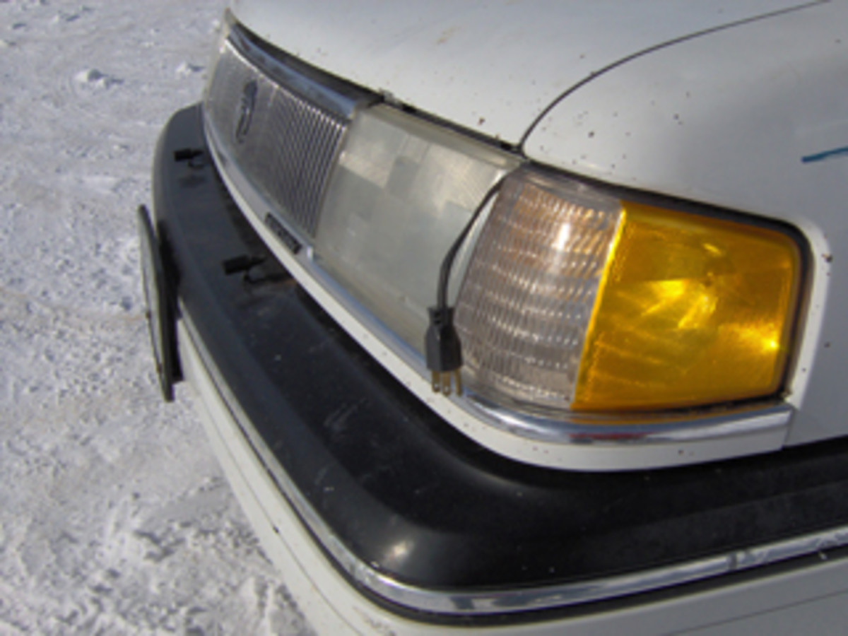 How A Block Heater Can Improve Your Winter Fuel Economy