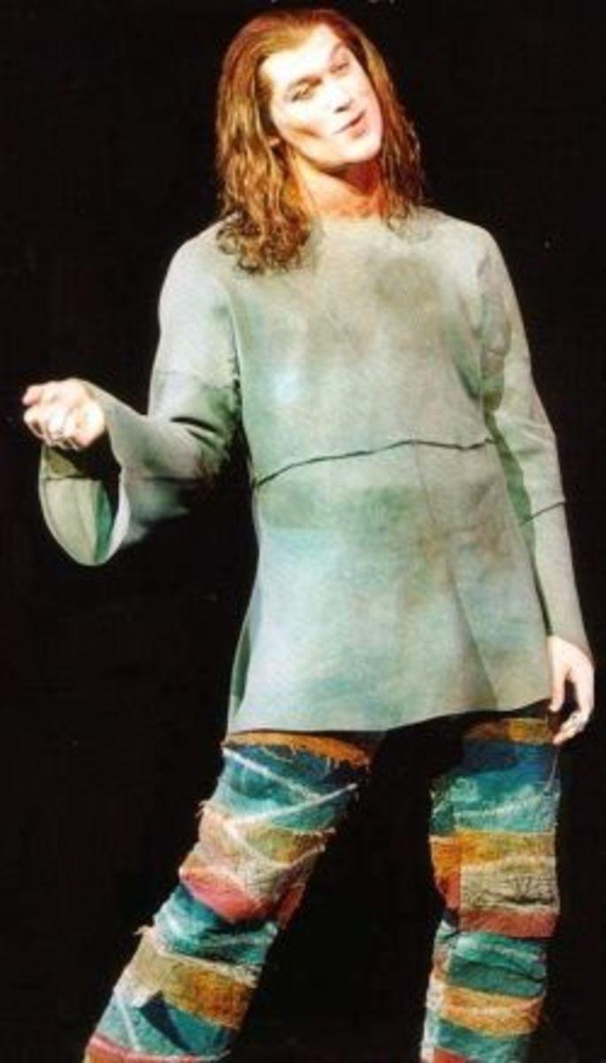 John Partridge as Gringoire