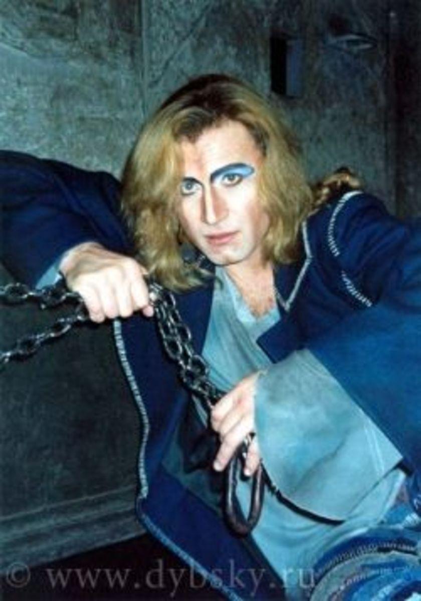 Vladimir Dybsky as Gringoire