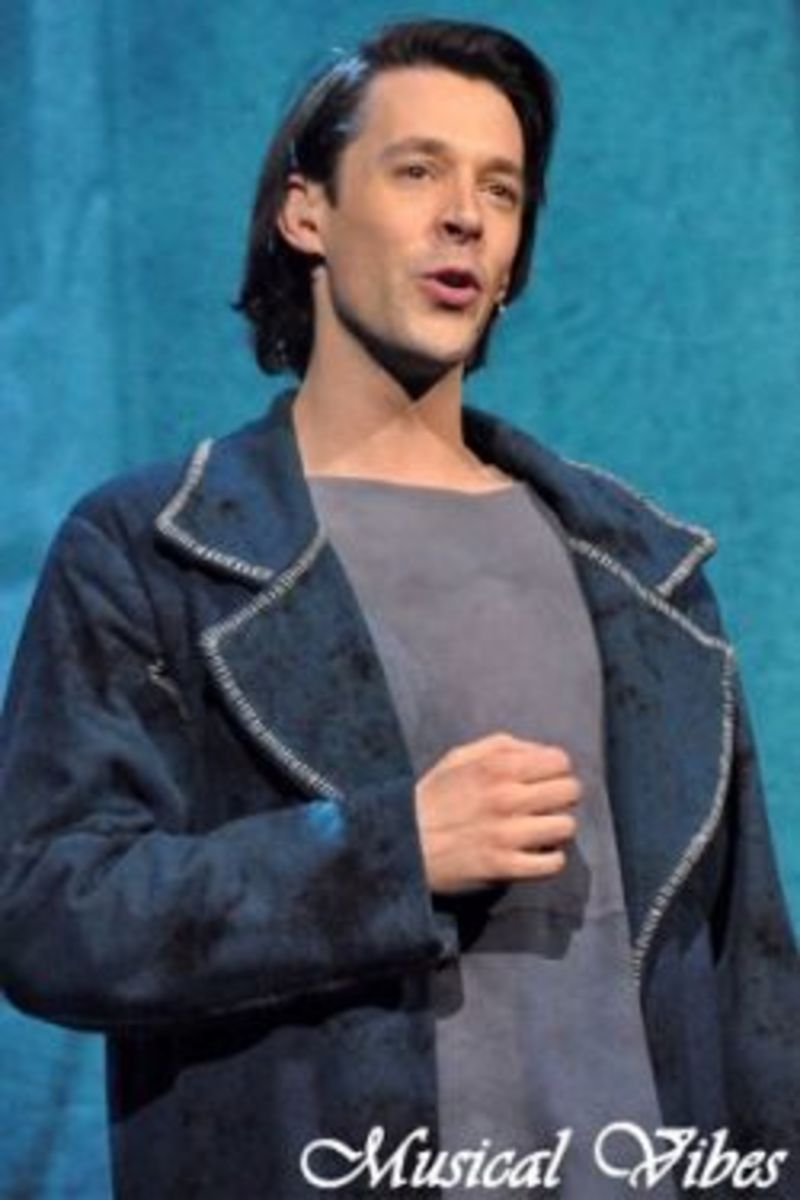 Dennis Ten Vergert as Gringoire