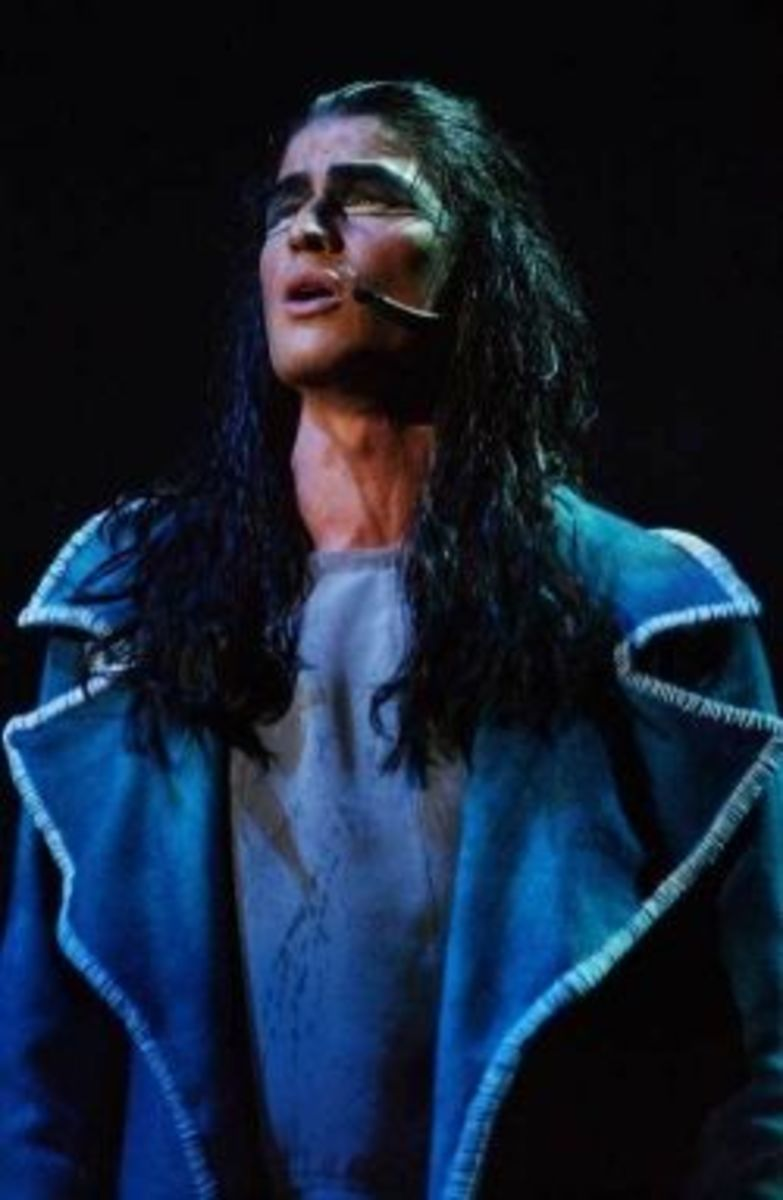 Matteo Setti as Gringoire