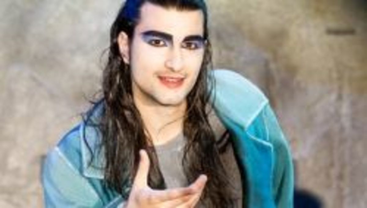 Luca Marconi as Gringoire