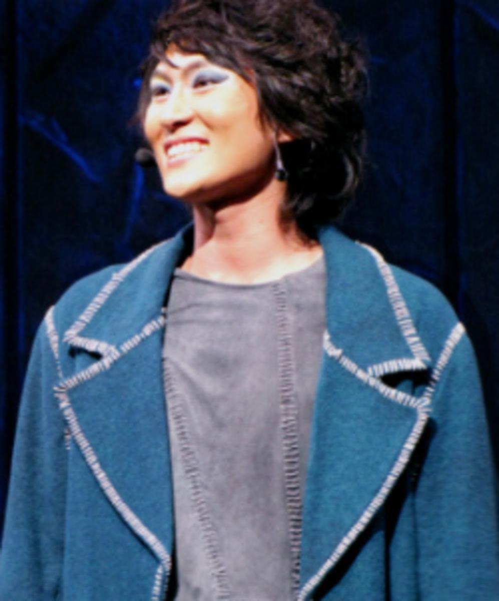 Bak Eun-tae as Gringoire