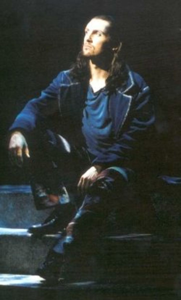 David Shannon as Gringoire