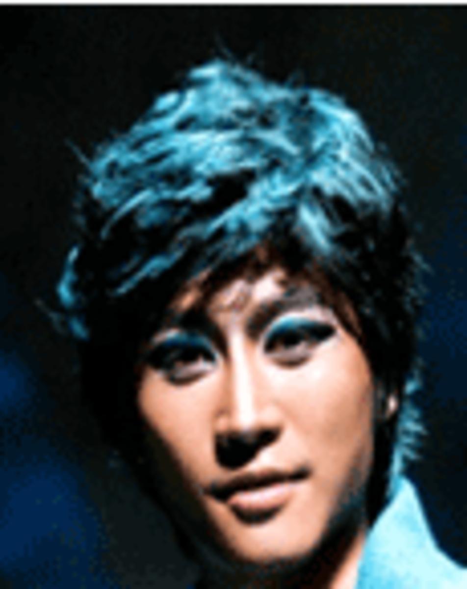 Bak Seongh-wan as Gringoire