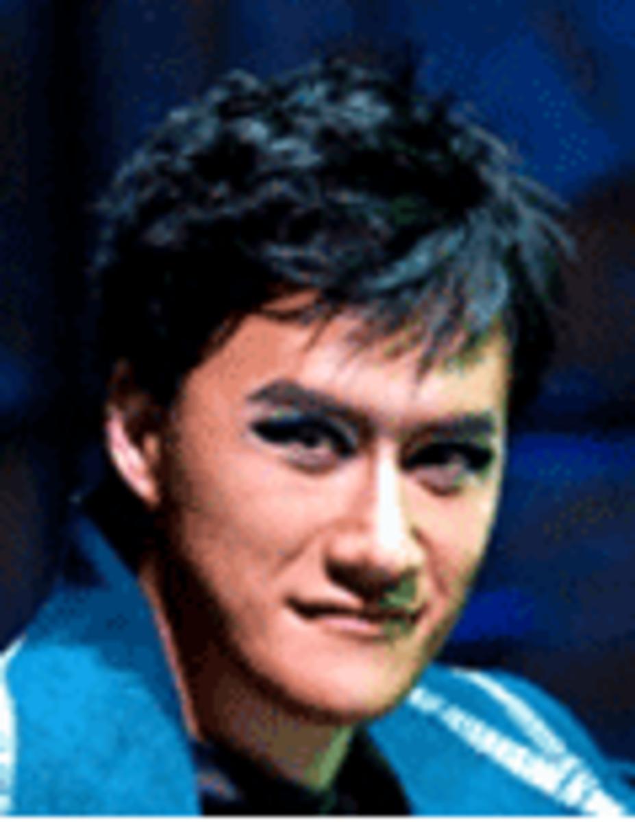 Gim Su-yong as Grignoire