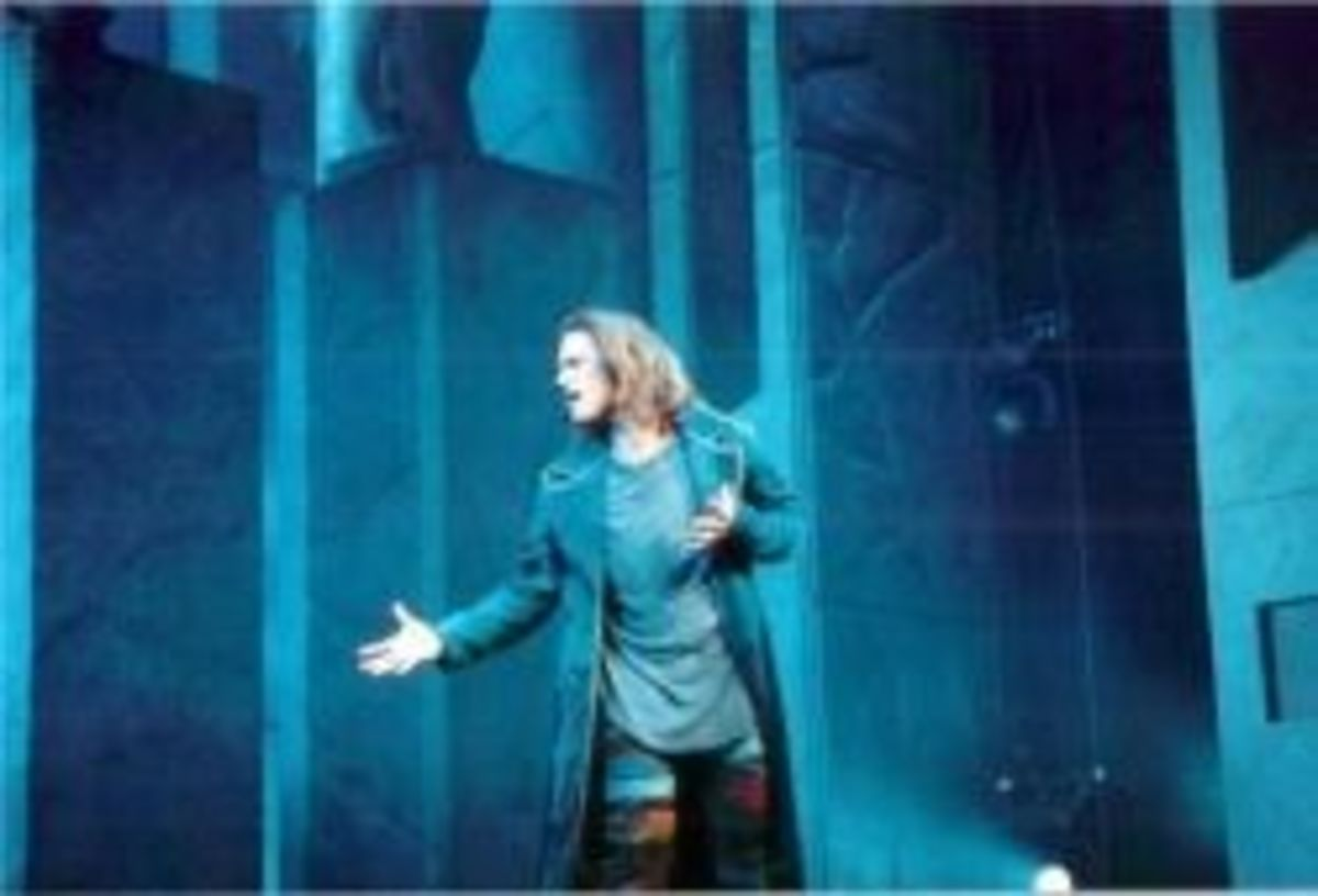 Cyril Niccolai as Gringoire