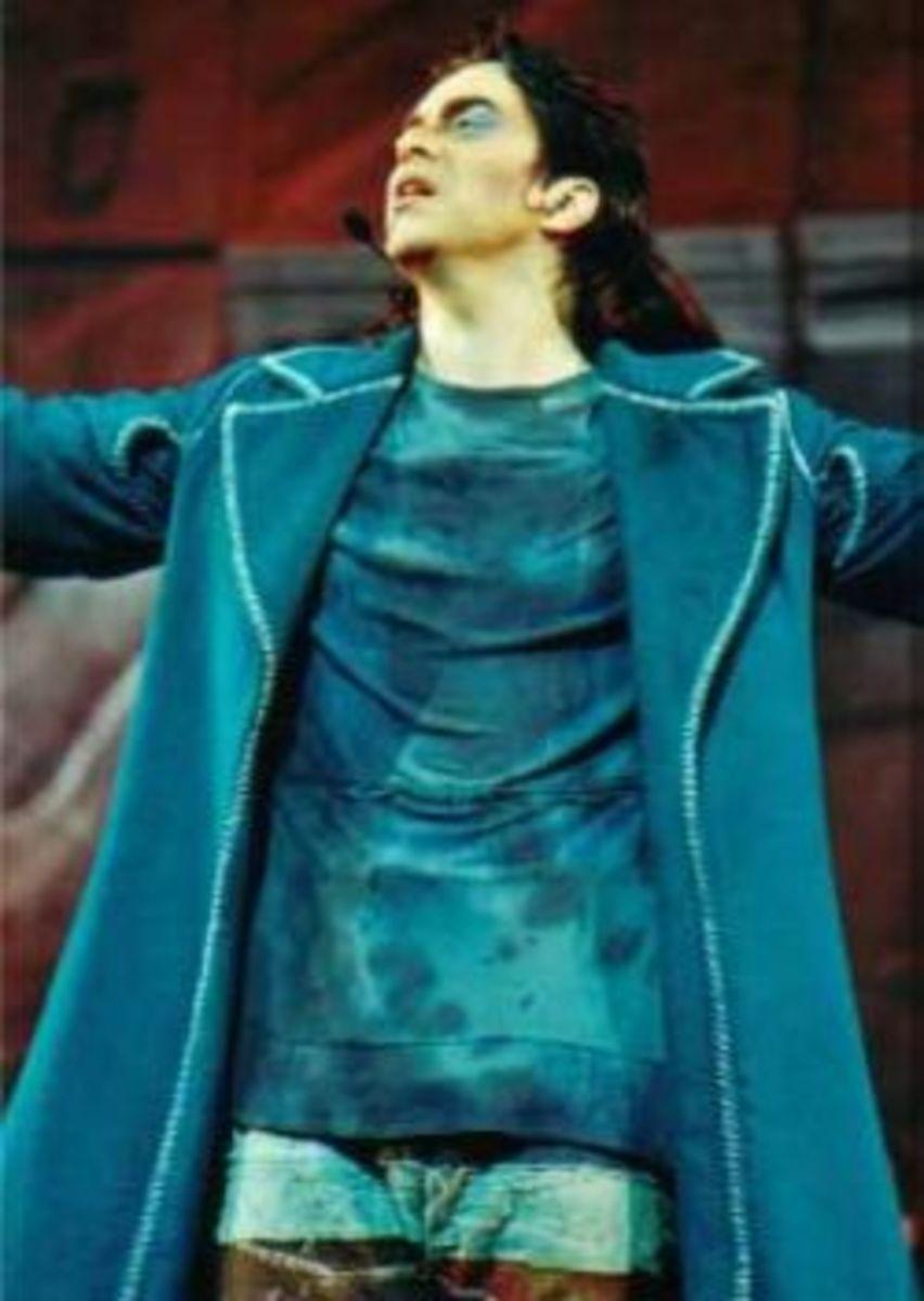 Sylvain Cossette as Gringoire