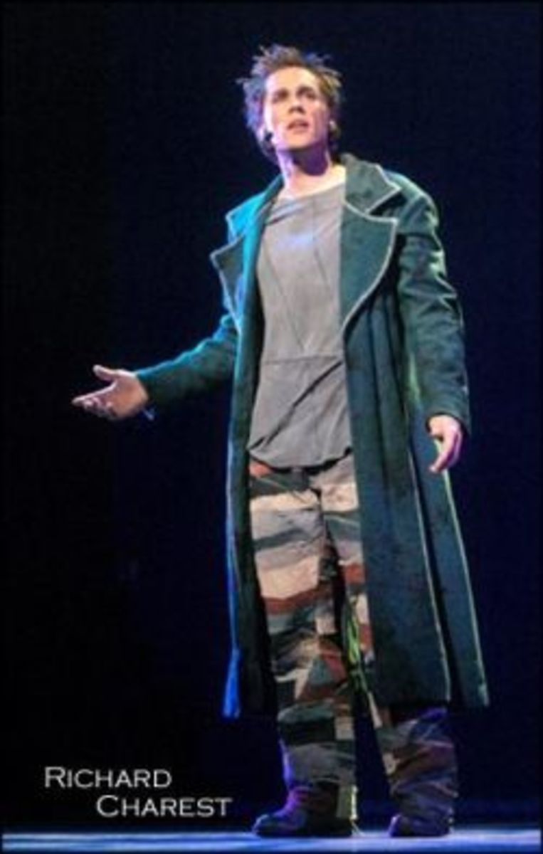 Richard Charest as Gringoire
