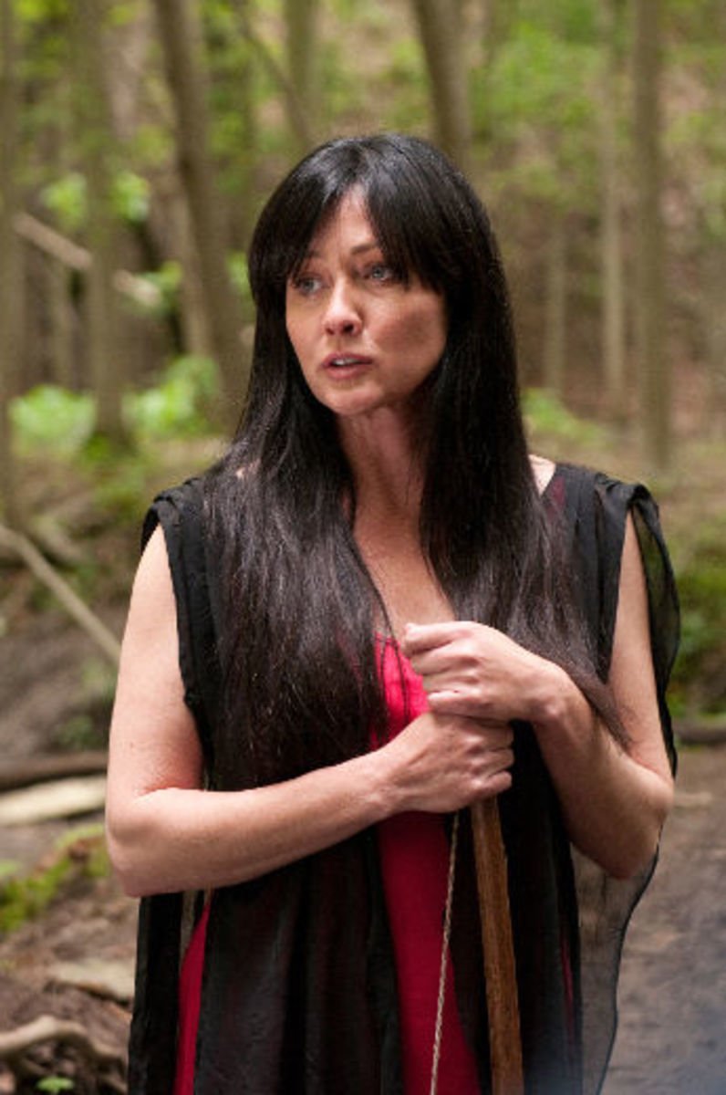 """Shannen Doherty: """"I quit 'Charmed' for THIS?"""""""