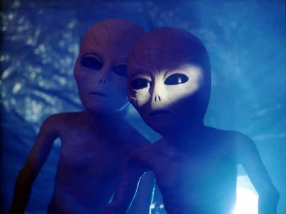 Sample aliens. See any resemblance?