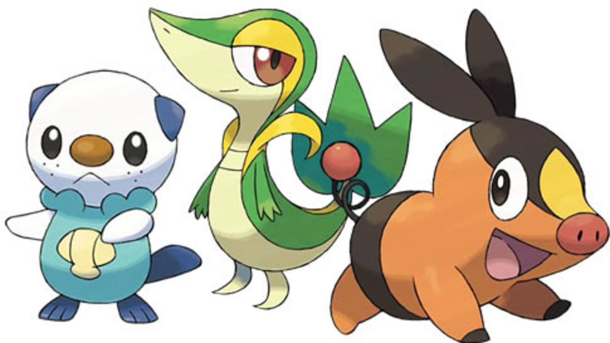 I intend to play Pokemon Black and White this way, the goal is doing everything with 1 all-powerful starter!
