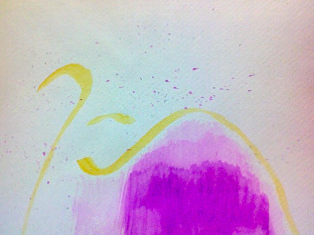 Abstract by wayseeker