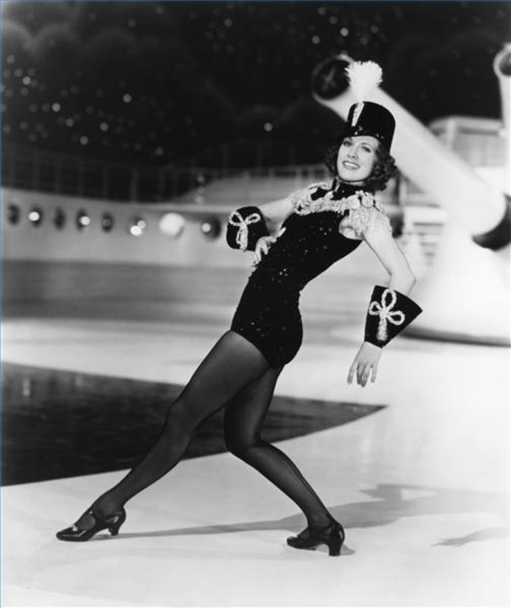 Best Tap Dancer All-Time Eleanor Powell
