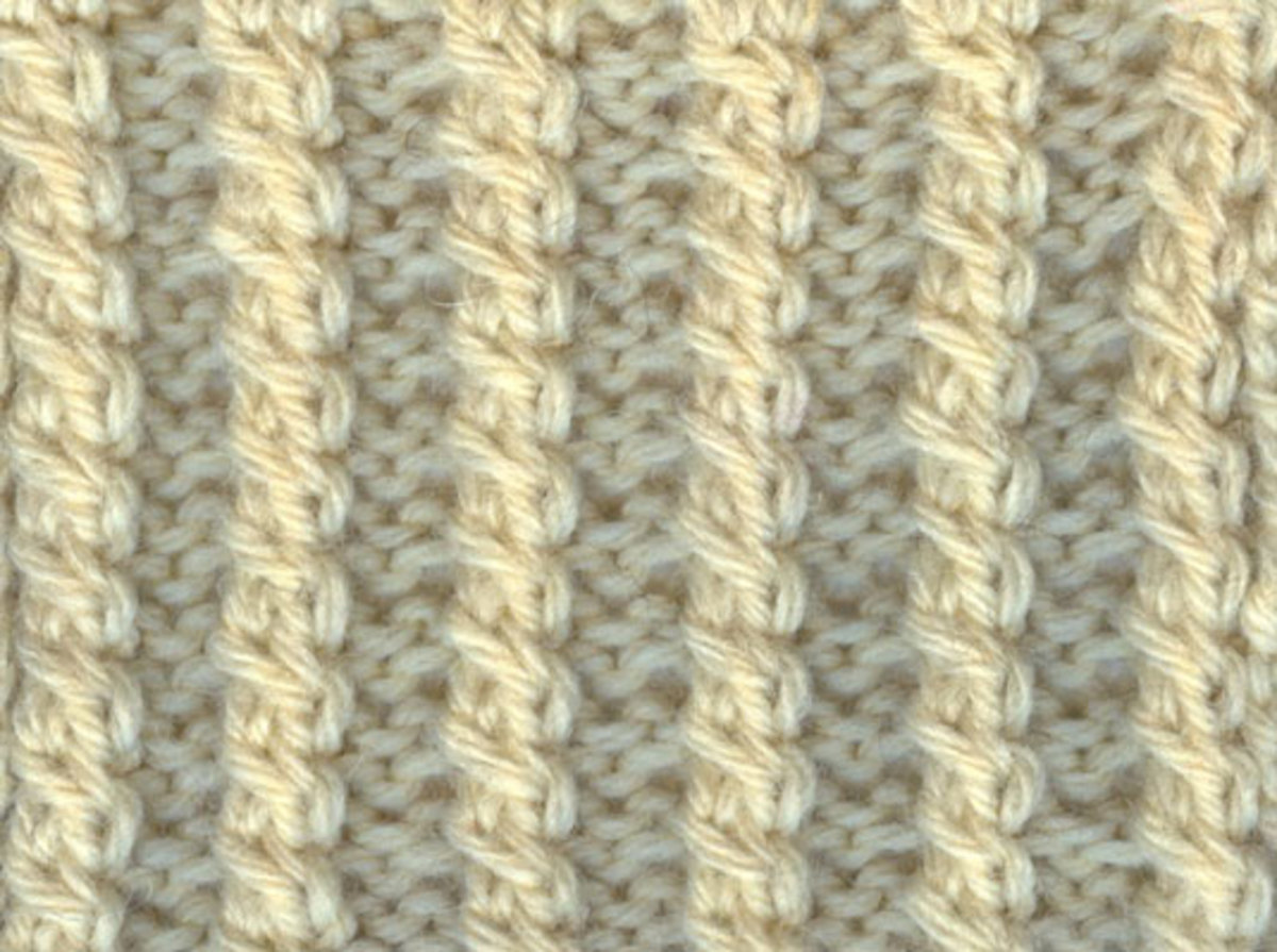 Types Of Knitting Stitches Pictures : Different Types Of Knitting Stitches Effects With Knit Stitch Patterns