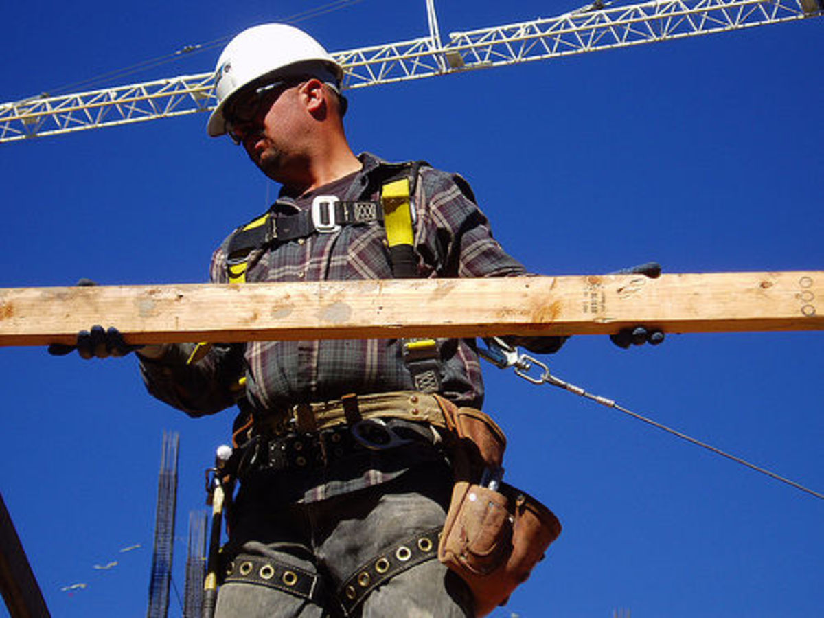 Men Power: Jobs with the Highest Percentage and Numbers of Male Workers