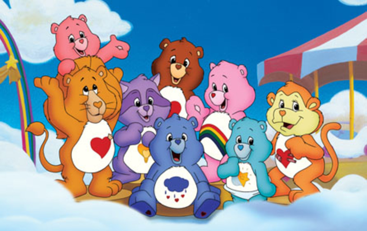 The Care Bears Are Coming Back To TV