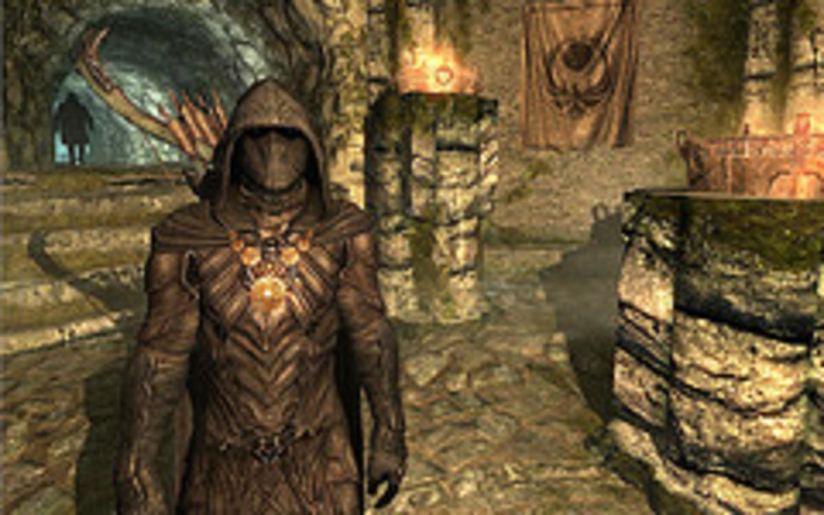 Skyrim Rogue (Thief) Class Build Part 5