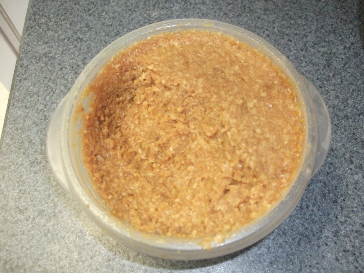 How to Make Miso (Fermented Soybean Paste)