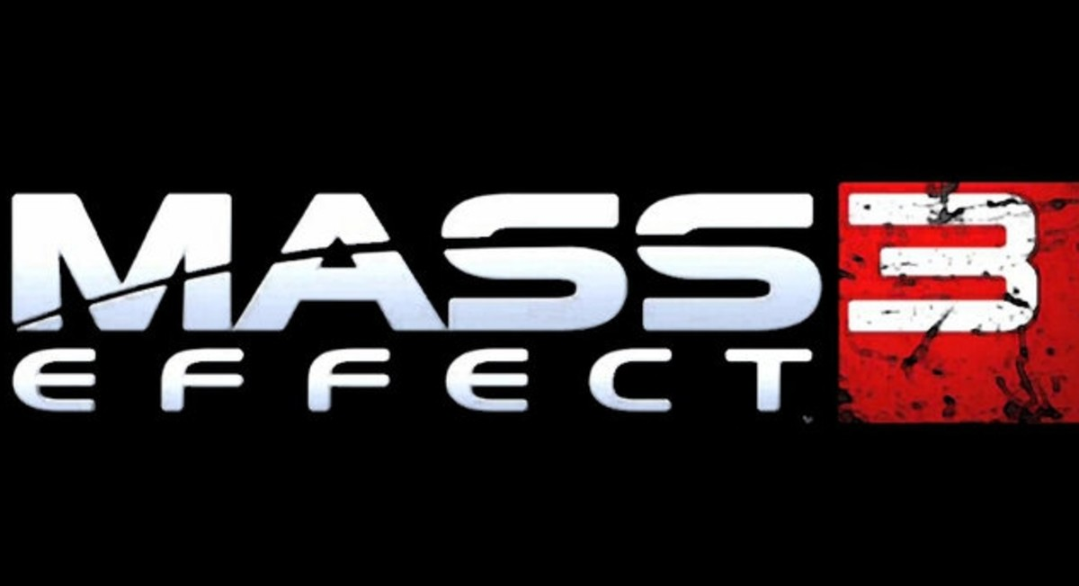 Mass Effect 3: An Introduction to Weapon Weight