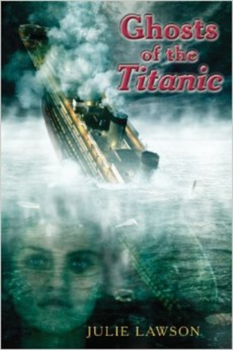 Ghosts of the Titanic -- Titanic Chapter Books for Kids