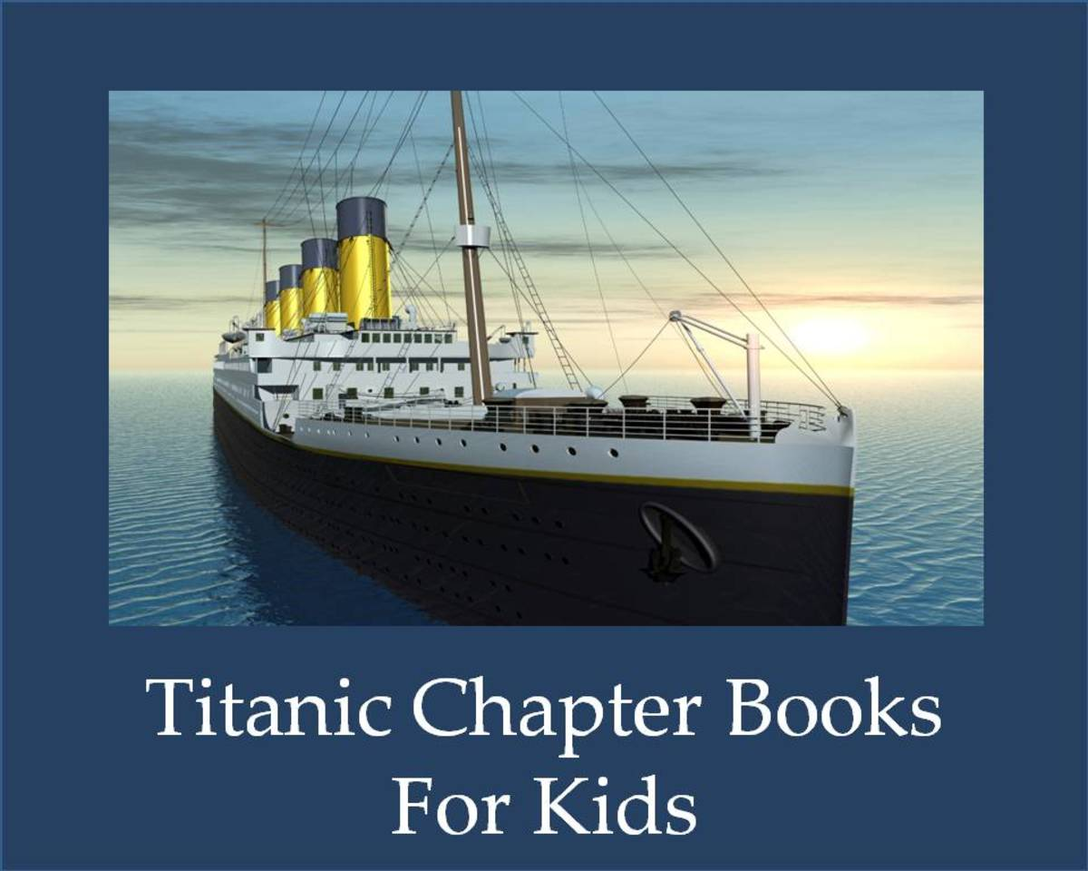 This site contains the best children's chapter books on the Titanic steamship disaster.