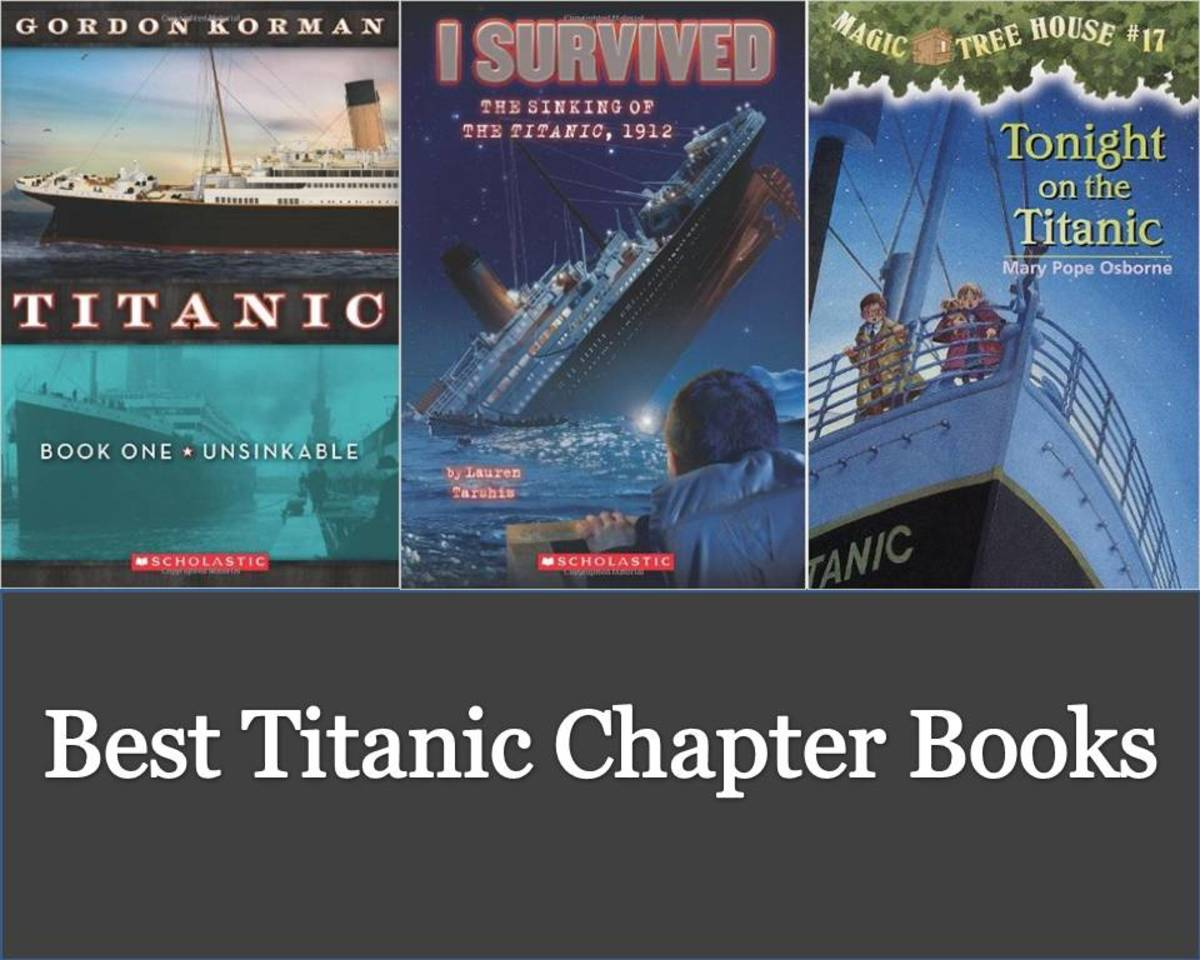 Best Titanic Chapter Books for Kids