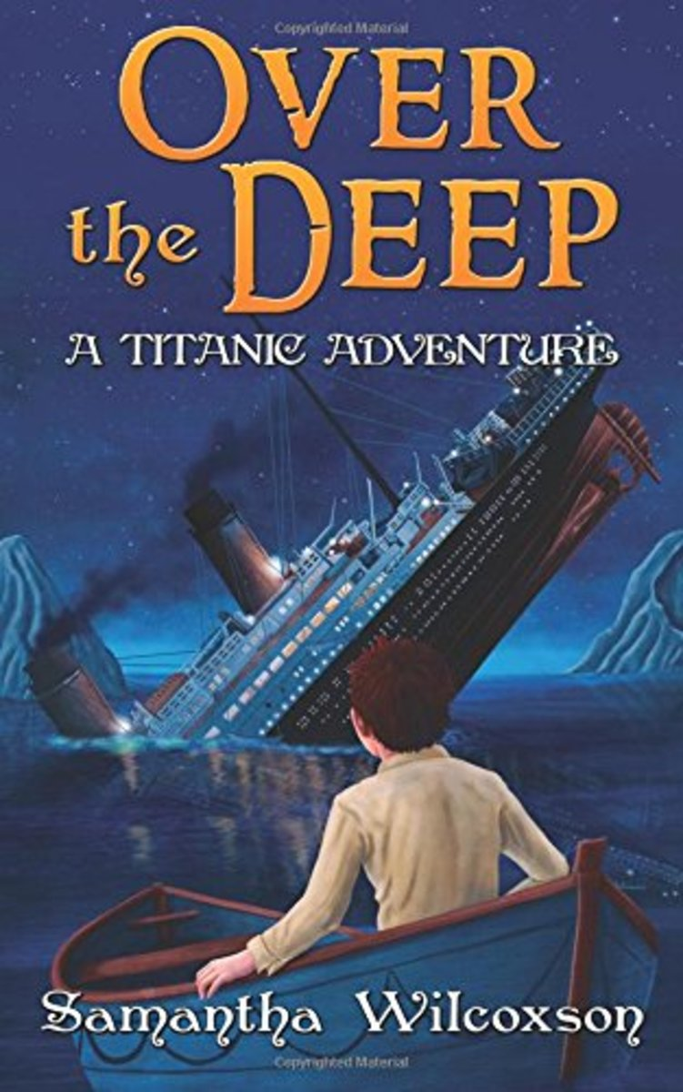 best-titanic-chapter-books-for-kids