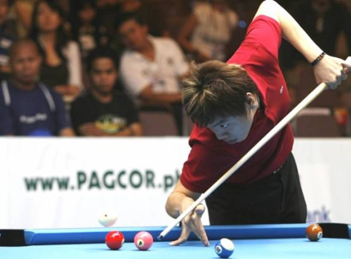 How to Perform a Legal Jump Shot - Jumping The Cue Ball Without Scooping