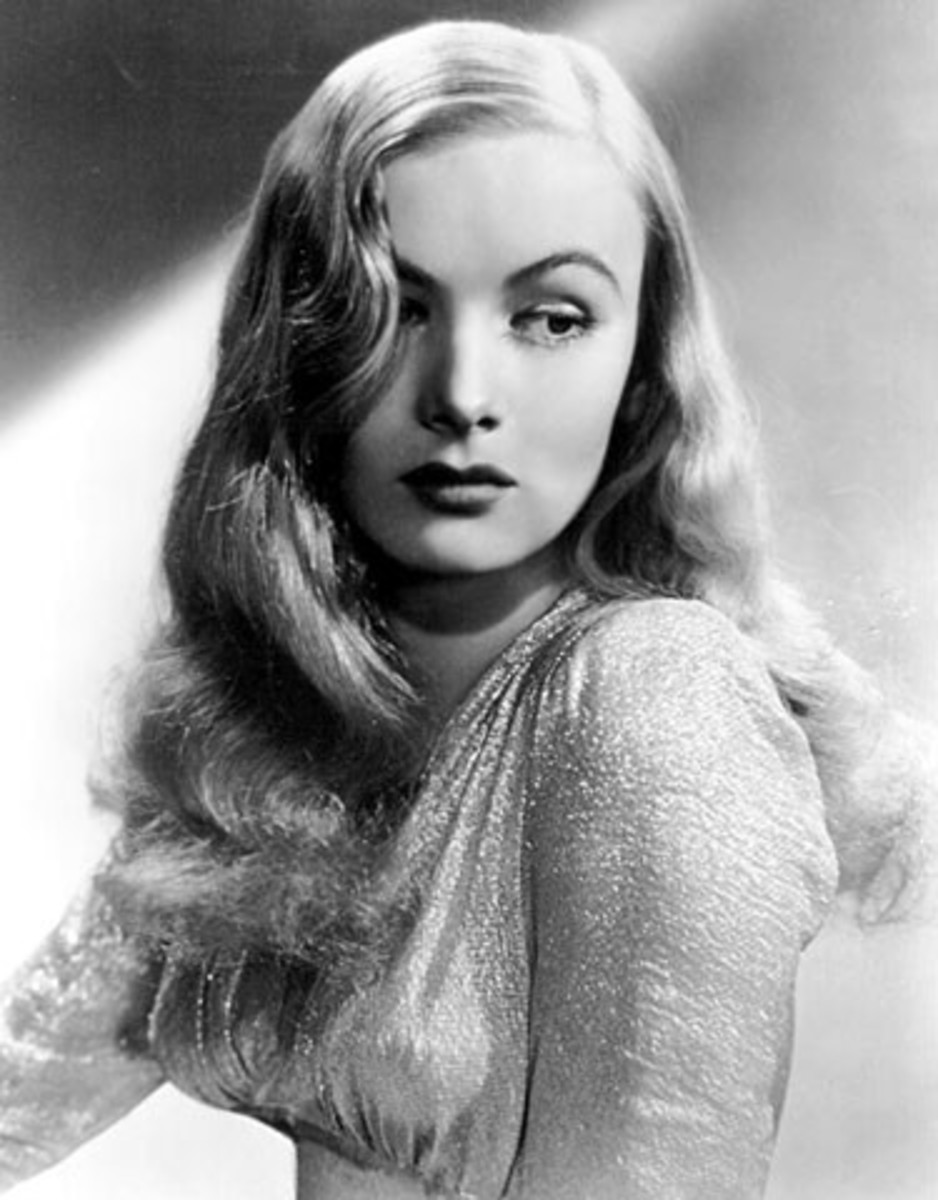Veronica Lake - From Hollywood Star to Manhattan Bar