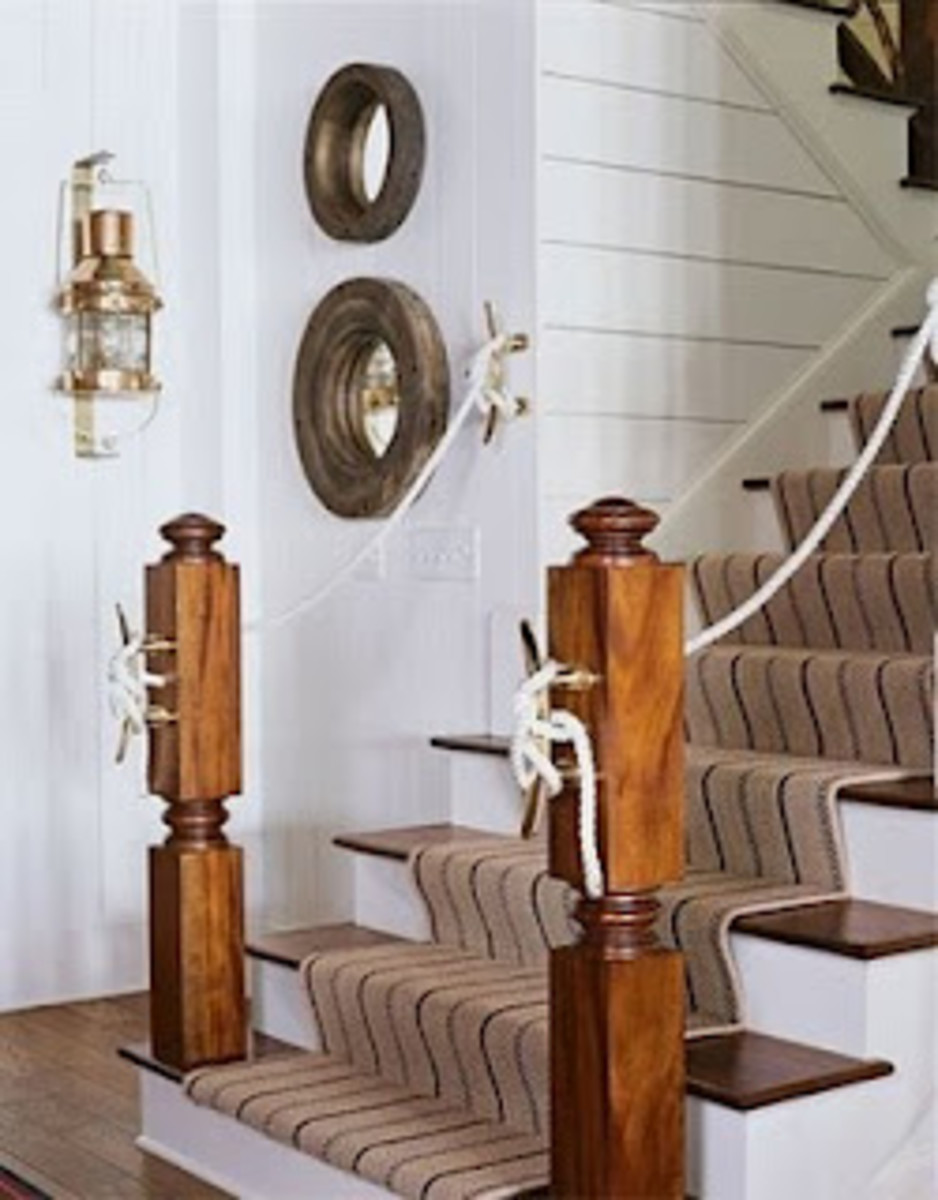 Nautical Staircase