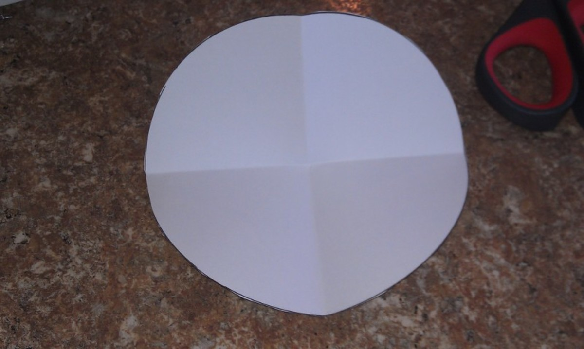 unfold to find center point