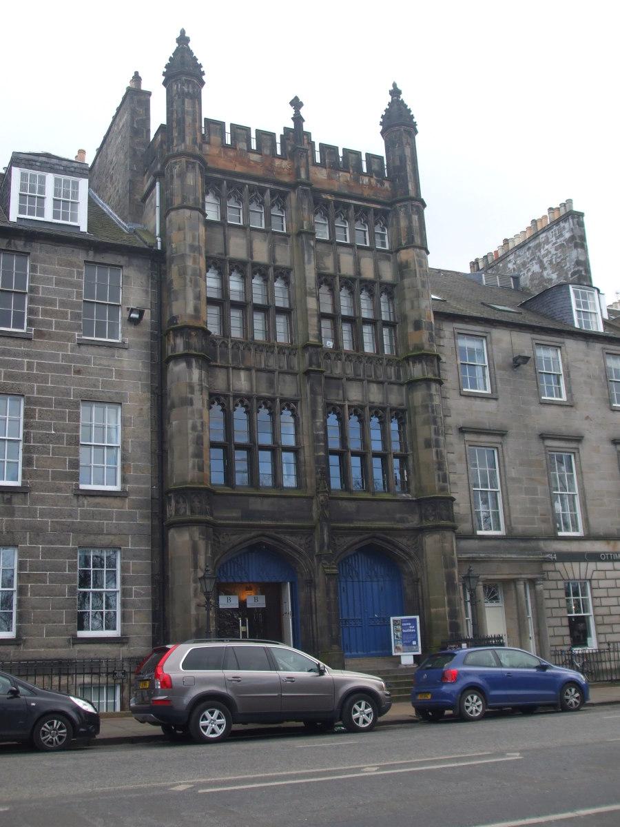 The Manse in Queen Street