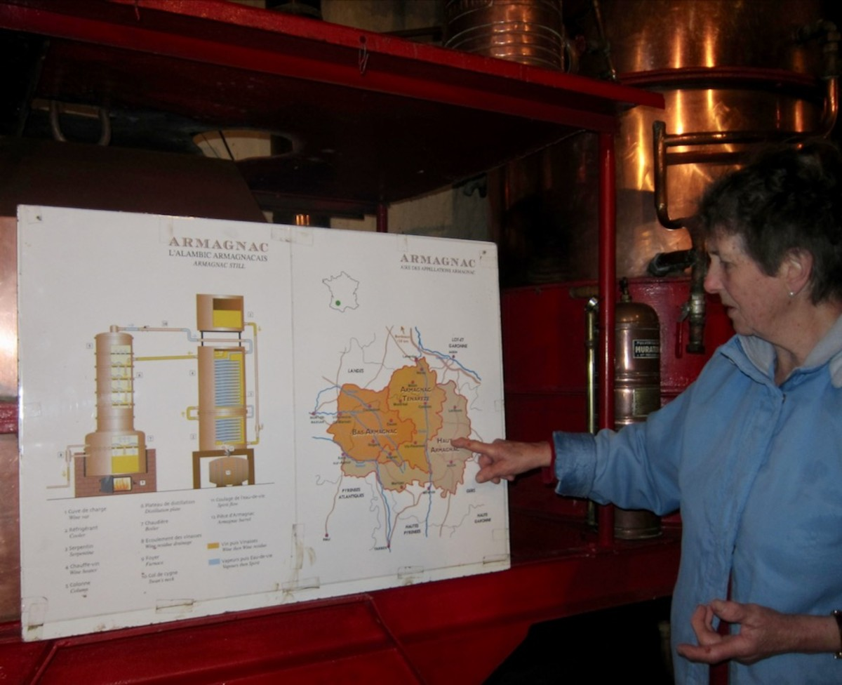 How Armagnac is Made
